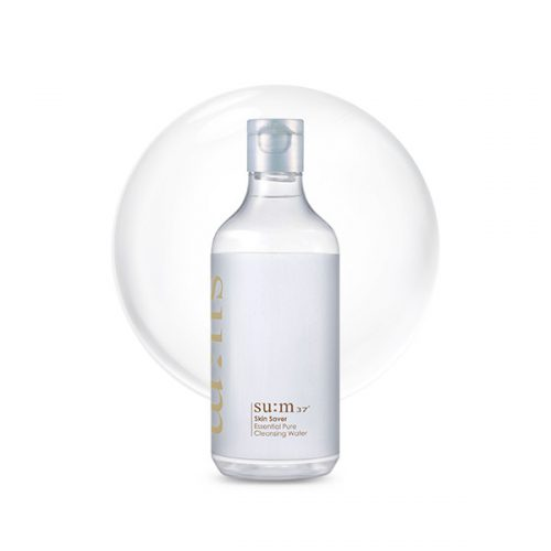 nuoc-tay-trang-3-trong-1-Sum37-Skin-Saver-Essential-Cleansing-Water-400ml-trangstore