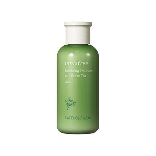 sua-duong-tra-xanh-Innisfree-Green-Tea-Balancing-Lotion-160ml-trangstore